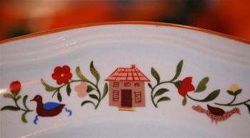 folksy little house