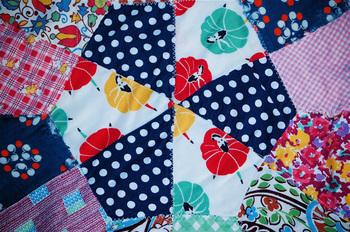 Belladiaflowerladyfabric