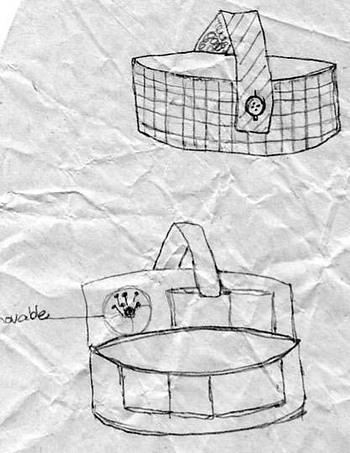 Back Tack sketch
