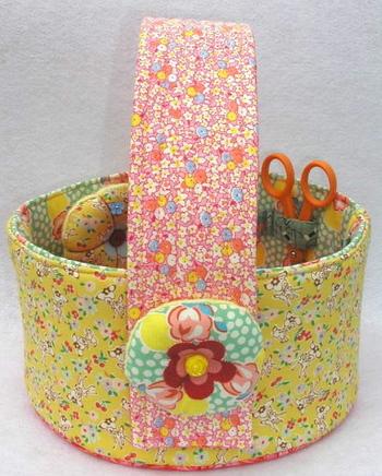 Back Tack sewing basket