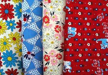 vintage fabrics 1