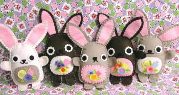 April bunnies