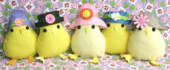 April chicks