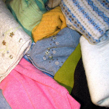 Sweaterstofelt
