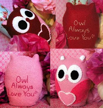 Valentineowls