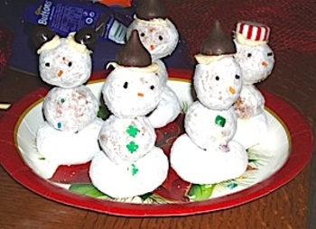 Donut_snowmen