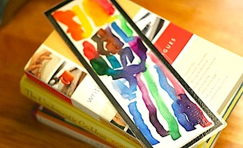 Letsexplorewatercolorbookmark