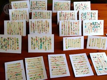 Secretagentjosephinestripcards