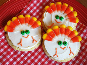 Billyandgreenturkeycookies
