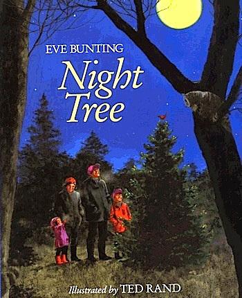 Night Tree wild bird treats