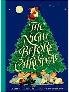 The Night Before Christmas Christmas book for kids