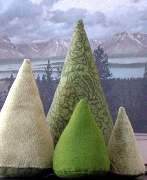 Textile Trees