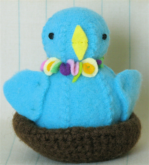 Spring Chick: Turquoise