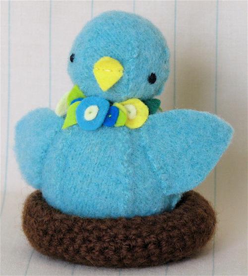 Spring Chick: Aqua