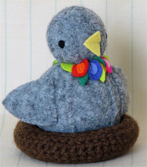 Spring Chick: Gray