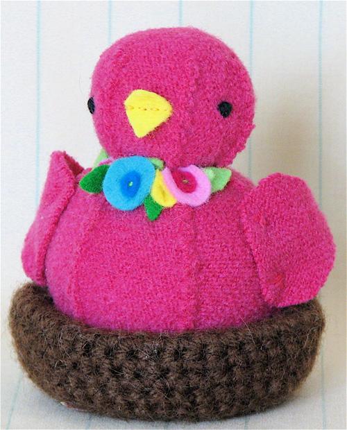 Spring Chick: Ruby
