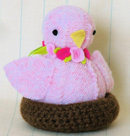 Spring Chick: Pink