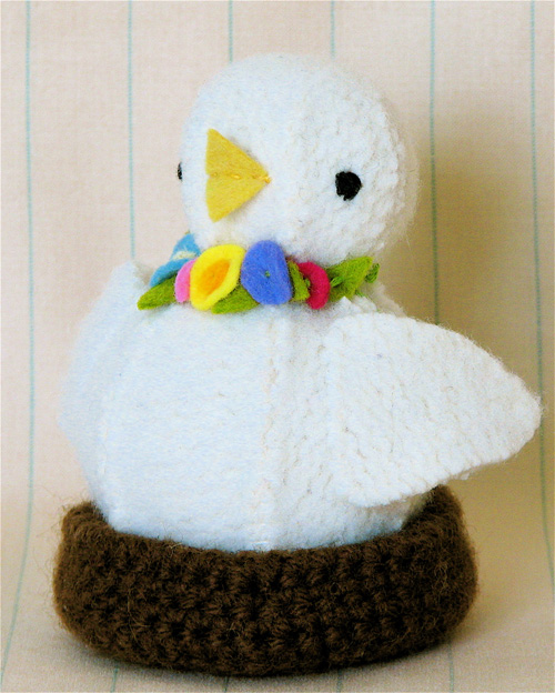 Spring Chick: Cream