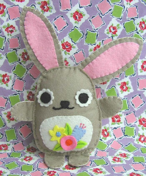 Blossom Bunny: tan with cream belly