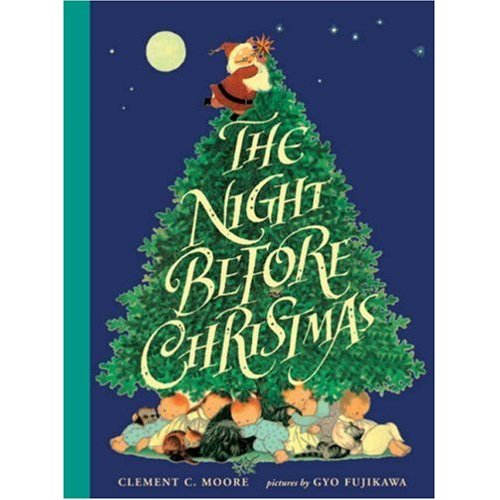 Bella Dia: Advent Day 24: The Night Before Christmas