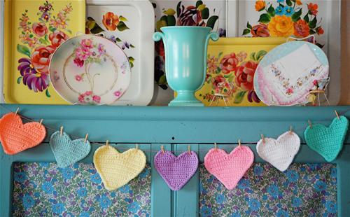 LittleRedSaid..: Thread Crochet and Vintage Patterns
