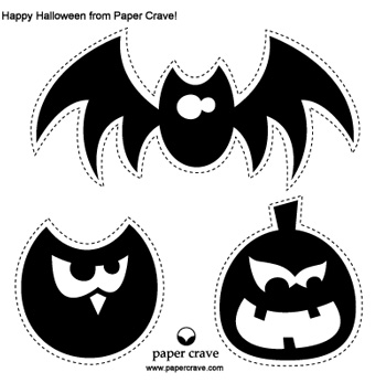 Halloween Printables  Things To Make And Do Crafts And Activities