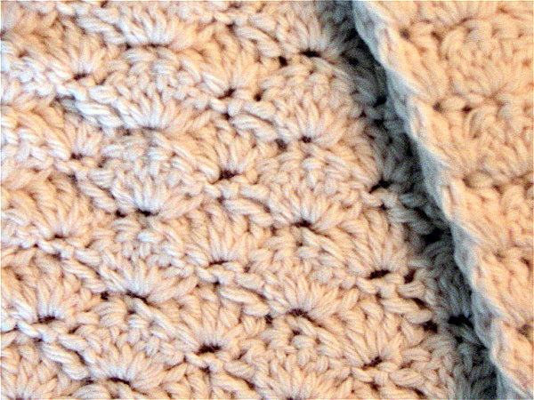 CROCHET SHELL AFGHAN PATTERN - Crochet Club