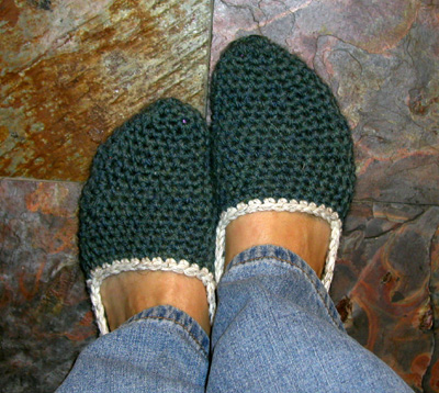 Elephant Slippers | crochet today