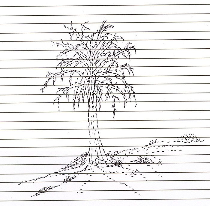 tree roots drawing. these tree roots and the